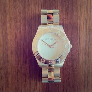 Marc by Marc Jacobs Gold Women's Watch